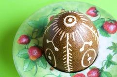Handmade Easter Egg Royalty Free Stock Images