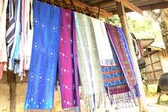 Handmade fanrics obrazy stock