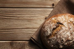 Handmade freshly baked bread Royalty Free Stock Image