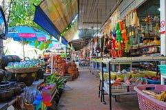 ็Handmade goods market Royalty Free Stock Photo