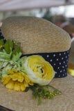Handmade hat Royalty Free Stock Image