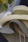 Handmade hat Stock Image
