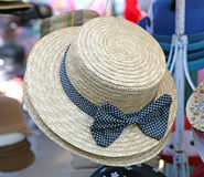 Handmade hat Royalty Free Stock Photo