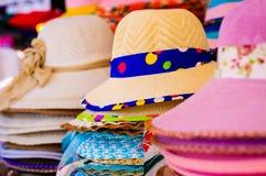 Handmade Hats Royalty Free Stock Image