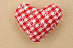 Handmade Heart Stock Photos