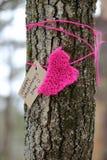 Handmade Heart Stock Images