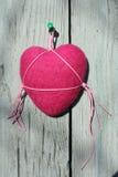 Handmade Heart Soap Stock Photo