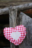 Handmade heart Royalty Free Stock Image