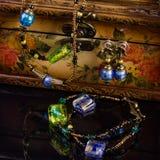 Handmade jewellery Obrazy Royalty Free
