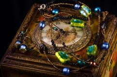 Handmade jewellery Stock Photography