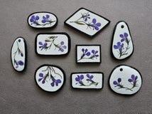 Handmade jewelry Stock Photos