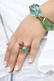 Handmade Jewelry Business Stock Photography