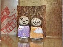 Jizo statues royalty free stock photos