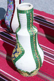 Handmade jug Royalty Free Stock Photo