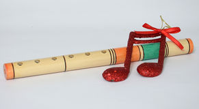 Handmade Kaval, Turkish  flute Stock Photo