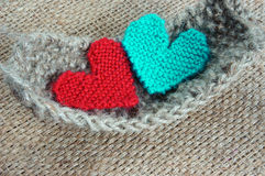Free Handmade, Knit, Knitting, Art Hobby, Lovely Creatve Royalty Free Stock Images - 56549959