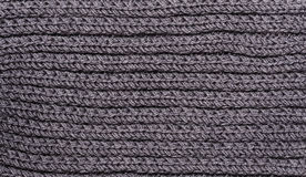 Handmade knitted wool background Stock Photo