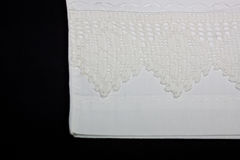 Handmade lace Royalty Free Stock Photography