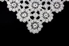 Handmade lace Stock Image