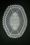 Handmade lace Royalty Free Stock Images