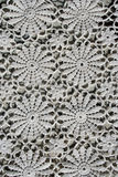 Handmade lace as background Stock Photos