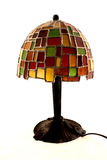 Handmade lamp Royalty Free Stock Photography