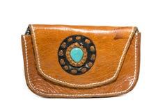 Handmade Leather Handbags Royalty Free Stock Image