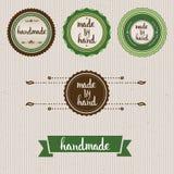 handmade Letras de encargo originales de la mano Fotos de archivo