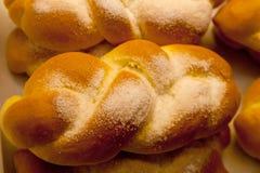 Handmade loaves of bread Stock Photo