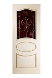 Handmade luxury door. Stock Photos