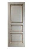 Handmade luxury door. Stock Images