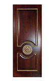 Handmade luxury door. Royalty Free Stock Photos