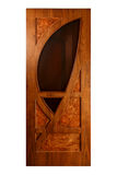 Handmade luxury door. royalty free stock image