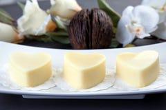 Handmade massage butter Royalty Free Stock Photography