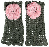 Handmade mitts Stock Images