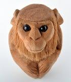 Handmade monkey. A monkey made by dry coconut Royalty Free Stock Photos