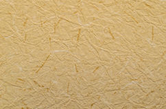 Handmade Mulberry Paper Texture Royalty Free Stock Photography