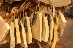 Handmade mydło w piękno sklepie w Provence Francja Zdjęcie Stock