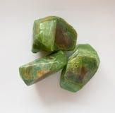 Handmade mydło, cudowni kamienie Obraz Stock