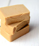Handmade Natural Soap Stock Images