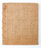 Handmade notatnik Zdjęcie Stock