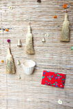 Handmade objects Royalty Free Stock Photos