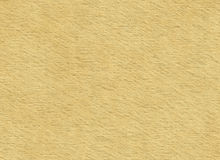 Handmade Old Blank Paper Texture Stock Photography