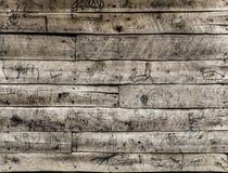 Handmade opowieść na woodboard w nord kivu Obraz Stock