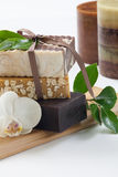 Handmade Organic Soap Stock Photos