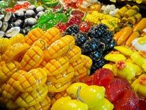 Handmade owoc Kształtujący Aromatherapy mydła zdjęcie royalty free
