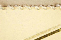 Handmade paper Stock Images