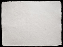 Handmade Paper Royalty Free Stock Photography