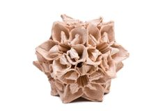 Handmade paper origami flower Stock Photography