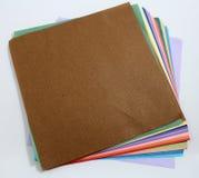 Handmade Paper Stock Photography
